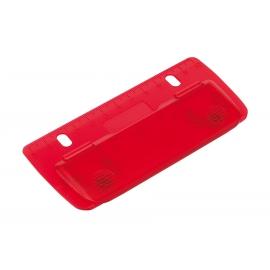 Dziurkacz mini, PAGE, czerwony