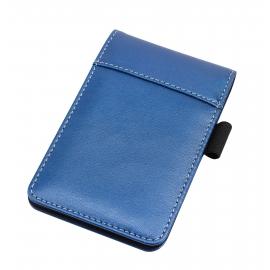 Notatnik w etui, GENTLE, niebieski