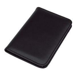 Mini portfolio z kalkulatorem, TINY, czarny
