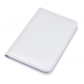Mini portfolio z kalkulatorem, TINY, biały