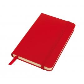 Notes A6, ATTENDANT, czerwony