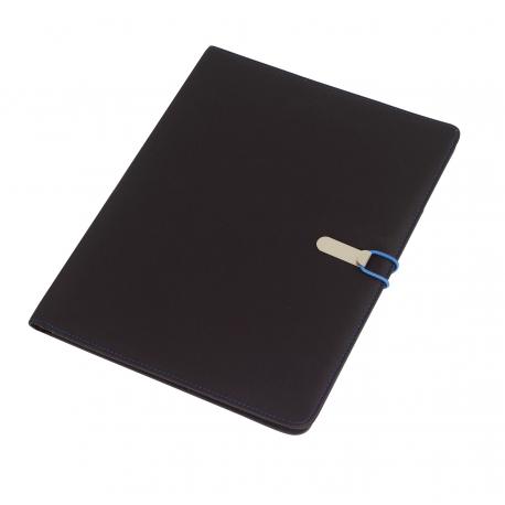 Portfolio, SESSION, czarny/niebieski