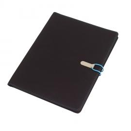 Portfolio, SESSION, czarny/jasnoniebieski