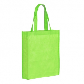 Torba eko na zakupy, zielony
