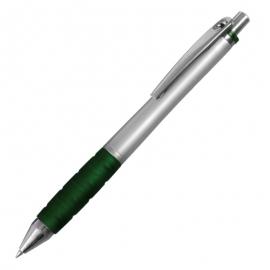 Długopis Argenteo, zielony/srebrny