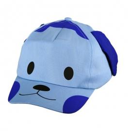 Czapka dziecięca Doggy, niebieski