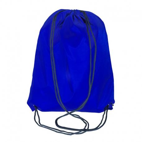 Plecak promocyjny, niebieski