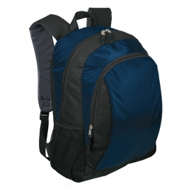 Plecak Duluth, niebieski/czarny