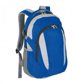 Plecak sportowy Visalis, niebieski/szary