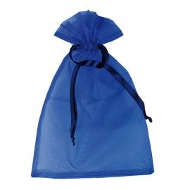 Worek na prezenty M, niebieski