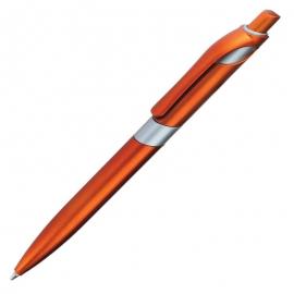 Długopis Malaga, pomarańczowy