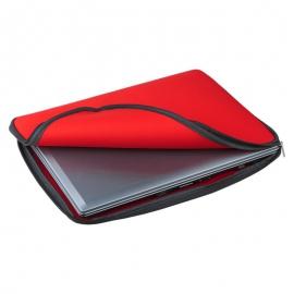 Etui na laptopa Vernazza, czerwony