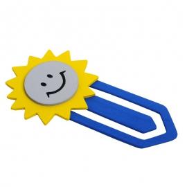 Zakładka Sunshine, niebieski/żółty