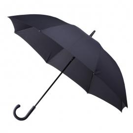 Elegancki parasol Lausanne, czarny
