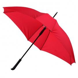 Parasol automatyczny Lugano, czerwony