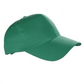 Czapka z daszkiem Coimbra, zielony
