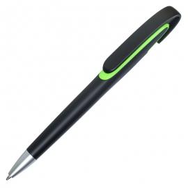 Długopis Amaze, zielony/czarny