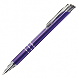 Długopis Lindo, fioletowy