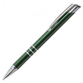 Długopis Lindo, ciemnozielony