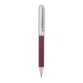 Długopis metalowy, COLUMN, czerwony