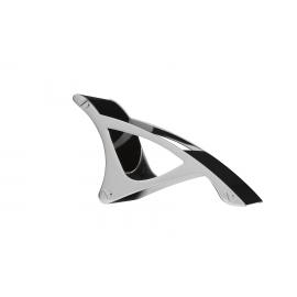 Stojak na telefon komórkowy, DORADO, czarny/srebrny