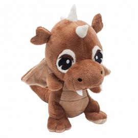 Maskotka Dragon, brązowy