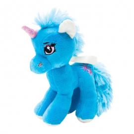 Maskotka Unicorn, niebieski