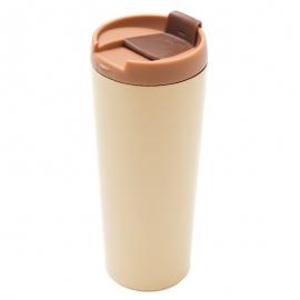 Kubek izotermiczny Salla 450 ml, beżowy