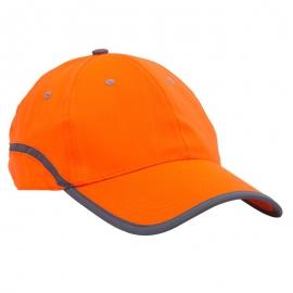 Czapka odblaskowa Be Active, pomarańczowy