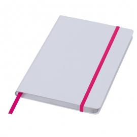 Notes 130x210/80k gładki Valladolid, biały