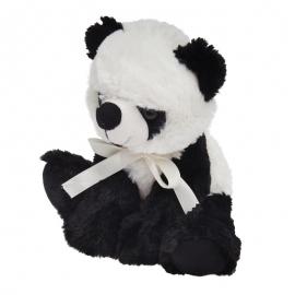 Maskotka Panda, czarny/biały