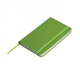 Notatnik 90x140/80k kratka Zamora, zielony