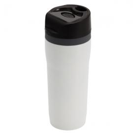 Kubek izotermiczny Winnipeg 350 ml, biały
