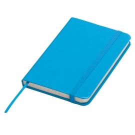 Notatnik 90x140/80k kratka Zamora, jasnoniebieski