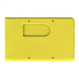 Etui na kartę, żółty