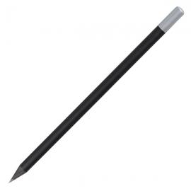 Ołówek drewniany, czarny