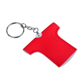 Brelok T-shirt, czerwony