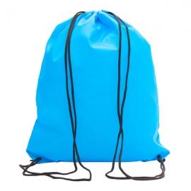 Plecak promocyjny, jasnoniebieski