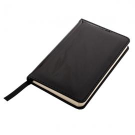 Notatnik 90x140/80k kratka Luster, czarny