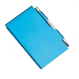 Notatnik, MEMO, niebieski