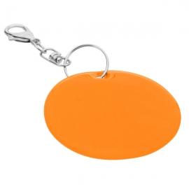 Brelok odblaskowy Reflect, pomarańczowy