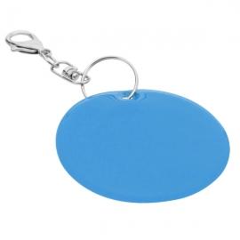 Brelok odblaskowy Reflect, niebieski