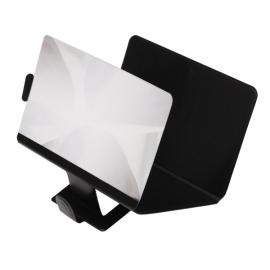 Ekran z soczewką powiększającą Enlarge, czarny