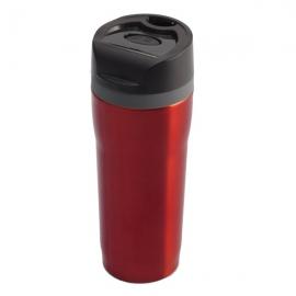 Kubek izotermiczny Winnipeg 350 ml, bordowy