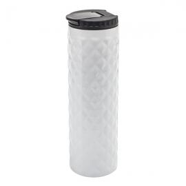 Kubek izotermiczny Dawson 450 ml, biały