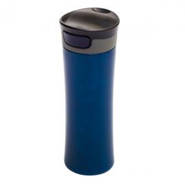 Kubek izotermiczny Telescope 430 ml, niebieski/czarny