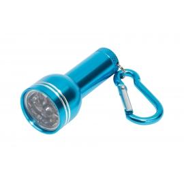 Latarka mini, CARA, jasnoniebieski