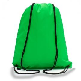 Plecak promocyjny, zielony