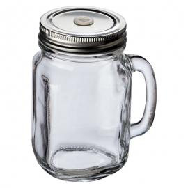 Szklanka z przykrywką TREVISO
