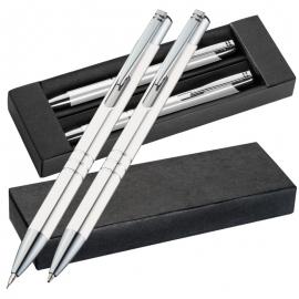 Metalowy zestaw do pisania CLAREMONT